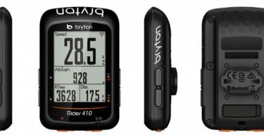 GPS Bryton Rider