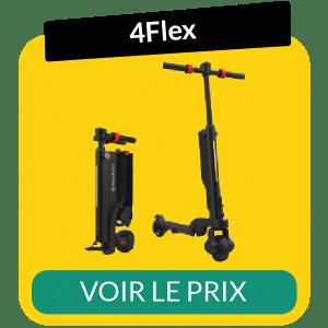 Fiche technique de la trottinette electrique 4 flex