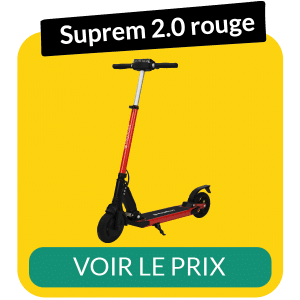 Fiche technique de la trottinette suprem 2.0 rouge