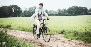 Vélo Ville Terrain Escarpé